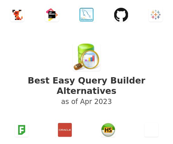 Best Easy Query Builder Alternatives