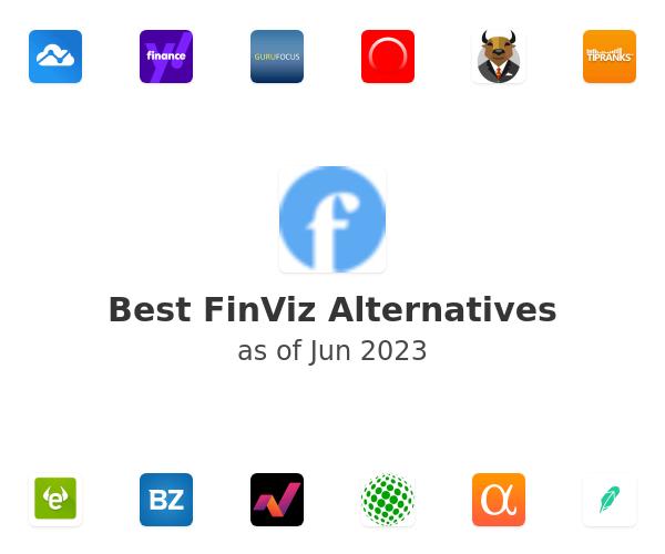 Best FinViz Alternatives