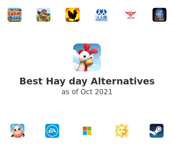 Best Hay day Alternatives