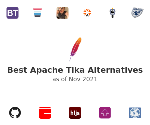 Best Apache Tika Alternatives