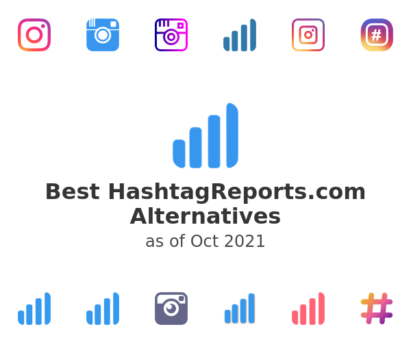 Best HashtagReports.com Alternatives