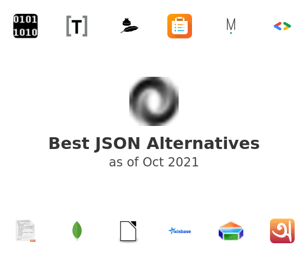 Best JSON Alternatives
