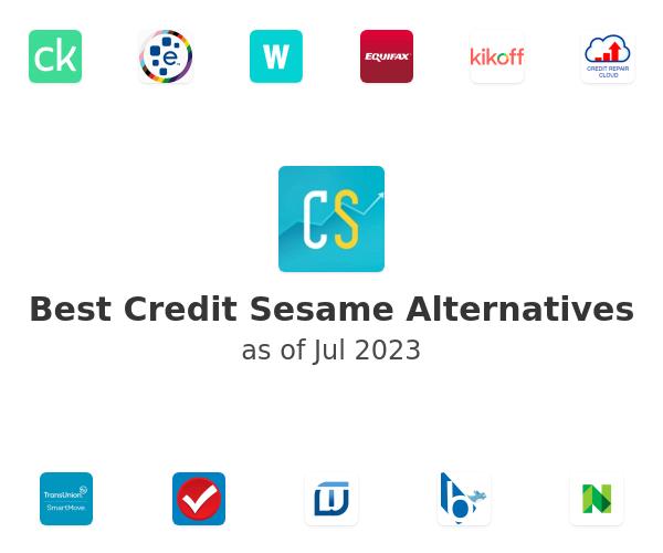 Best Credit Sesame Alternatives