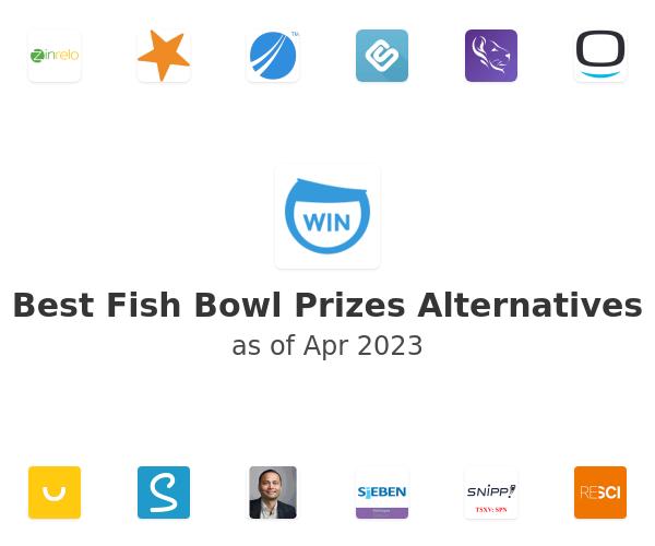 Best Fish Bowl Prizes Alternatives