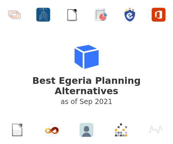 Best Egeria Planning Alternatives