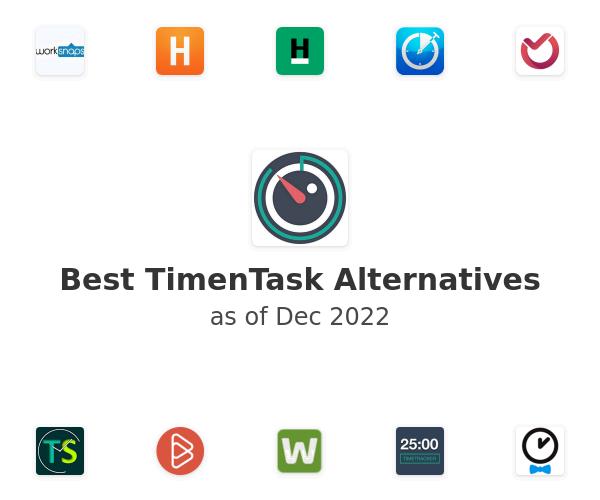 Best TimenTask Alternatives