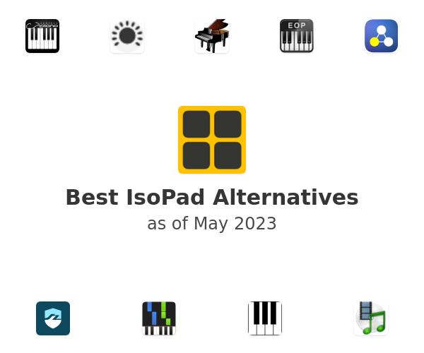 Best IsoPad Alternatives