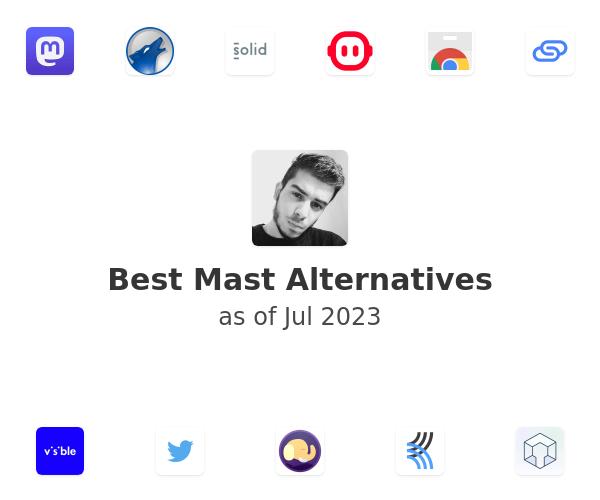 Best Mast Alternatives
