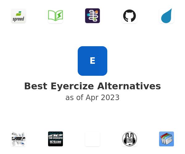 Best Eyercize Alternatives