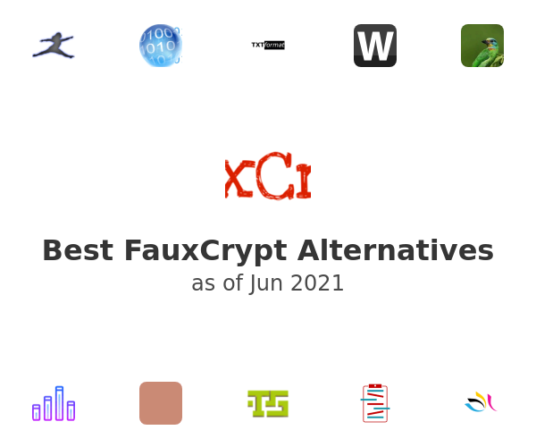 Best FauxCrypt Alternatives