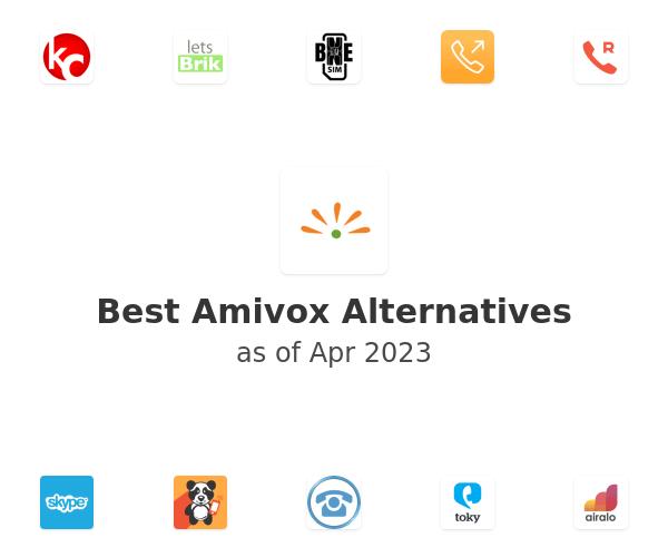 Best Amivox Alternatives