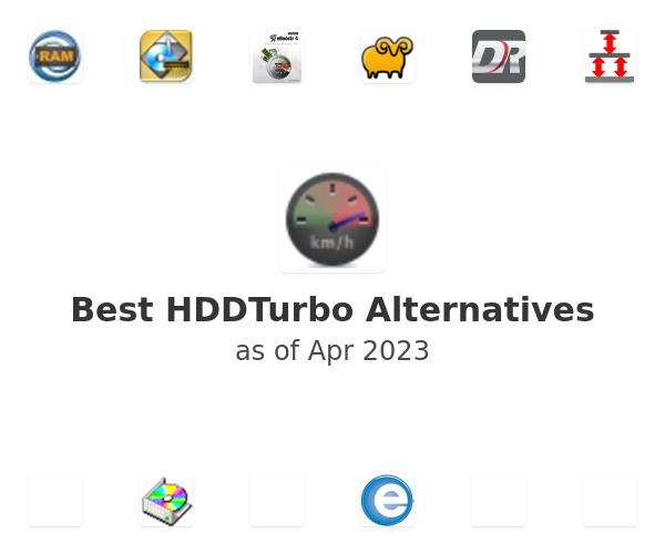 Best HDDTurbo Alternatives