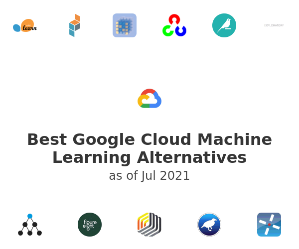 Best Google Cloud Machine Learning Alternatives