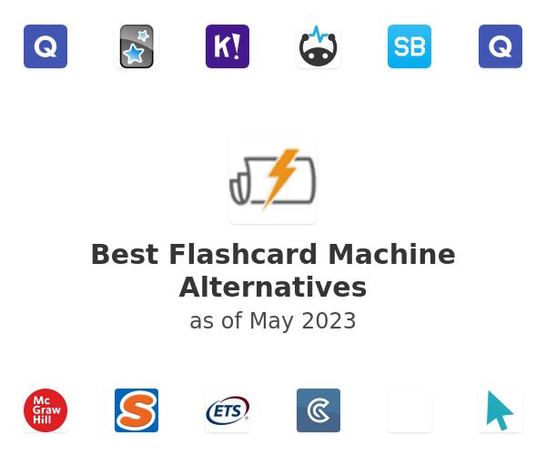 Best Flashcard Machine Alternatives