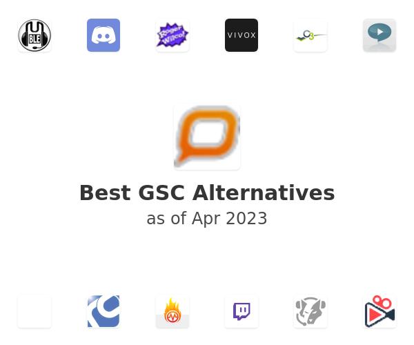 Best GSC Alternatives