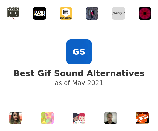 Best Gif Sound Alternatives