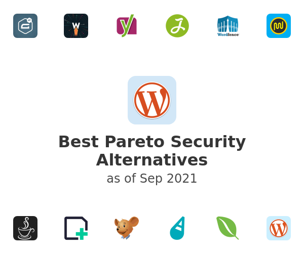 Best Pareto Security Alternatives
