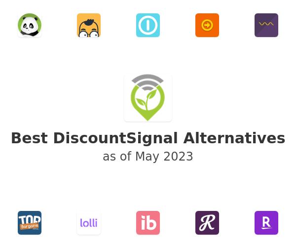 Best DiscountSignal Alternatives