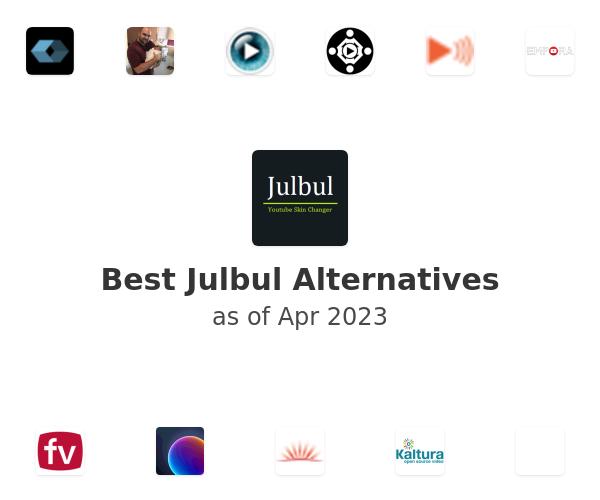 Best Julbul Alternatives