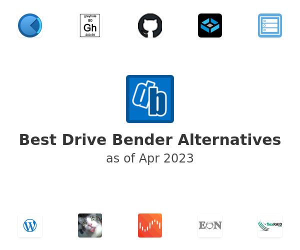 Best Drive Bender Alternatives