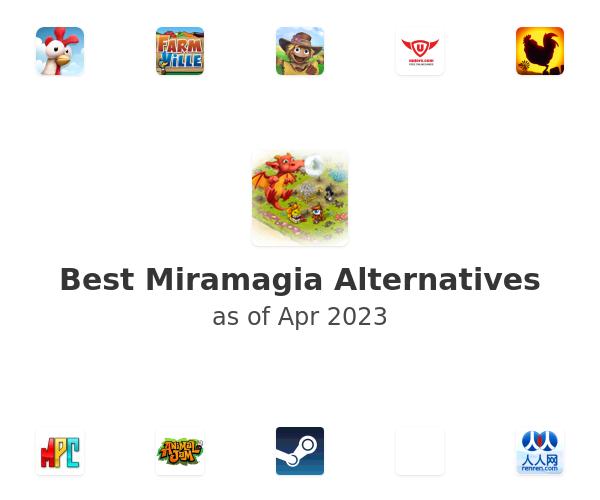 Best Miramagia Alternatives