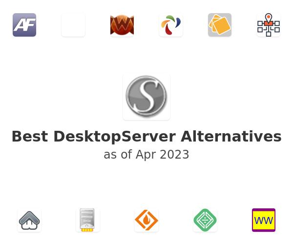 Best DesktopServer Alternatives