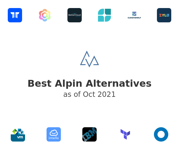 Best Alpin Alternatives