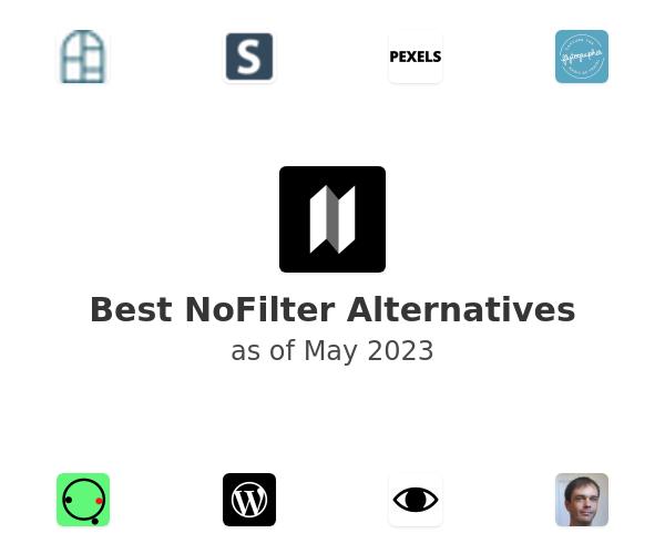 Best NoFilter Alternatives