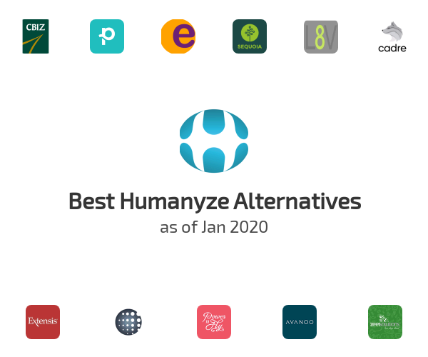 Best Humanyze Alternatives