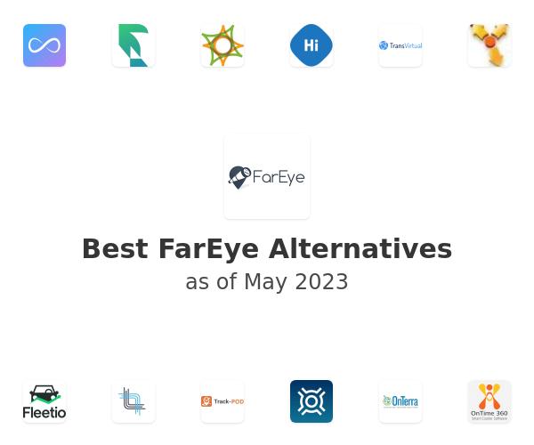 Best FarEye Alternatives