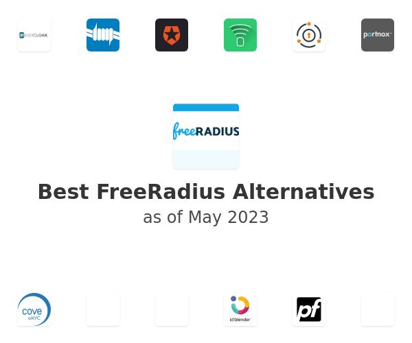Best FreeRadius Alternatives