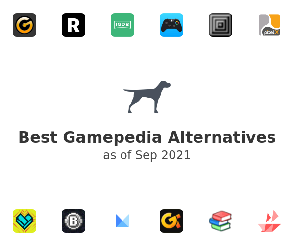 Best Gamepedia Alternatives