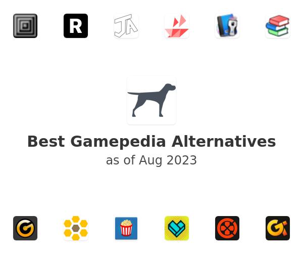 Best Gamepedia Alternatives