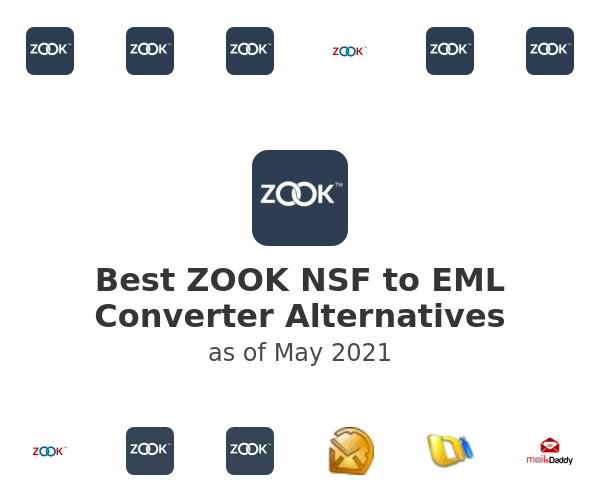 Best ZOOK NSF to EML Converter Alternatives