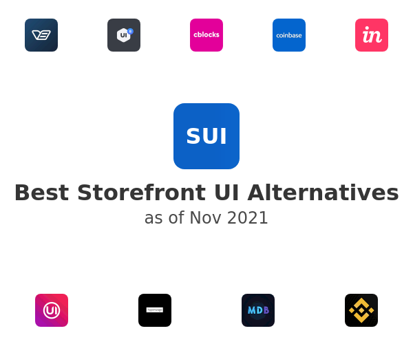 Best Storefront UI Alternatives