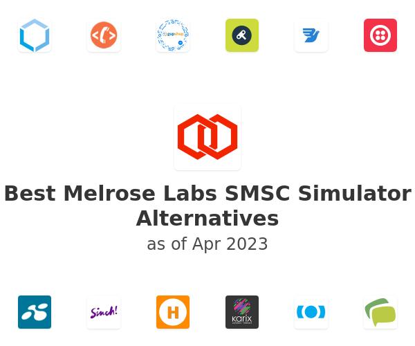 Best Melrose Labs SMSC Simulator Alternatives