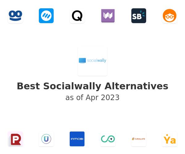 Best Socialwally Alternatives