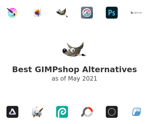 Best GIMPshop Alternatives