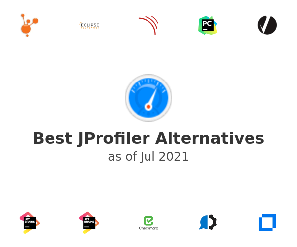 Best JProfiler Alternatives