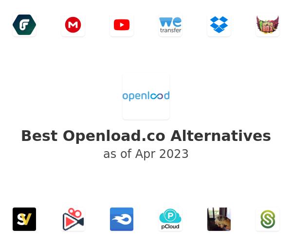 Best Openload.co Alternatives