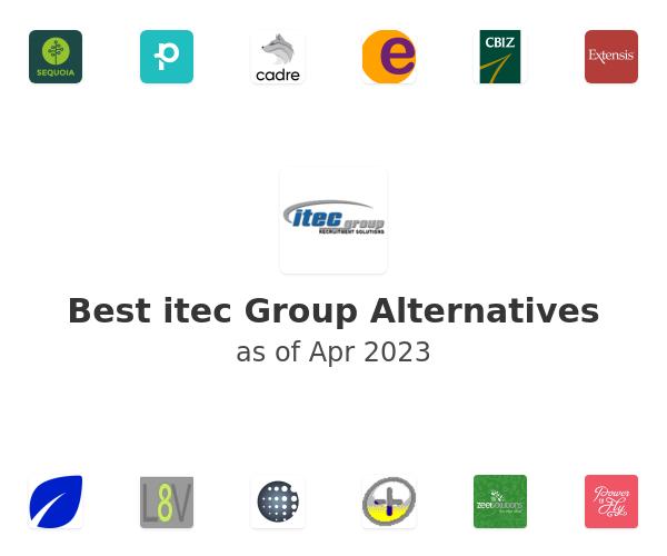 Best itec Group Alternatives
