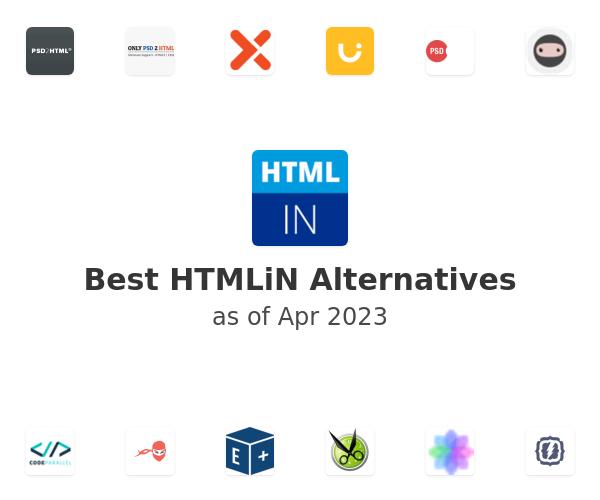 Best HTMLiN Alternatives