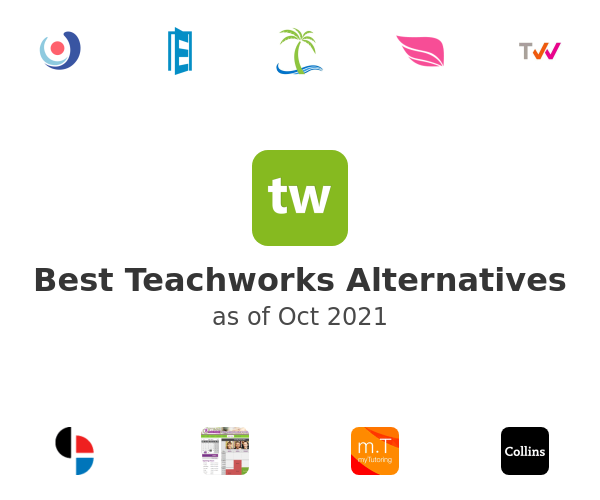 Best Teachworks Alternatives