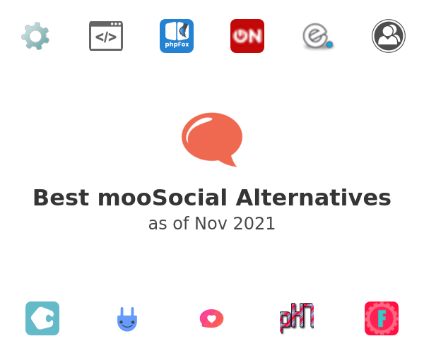 Best mooSocial Alternatives