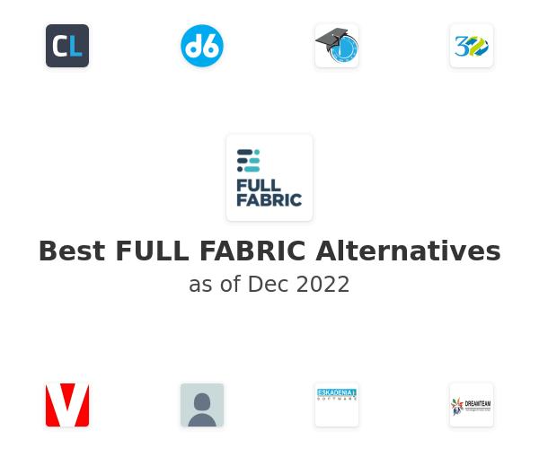 Best FULL FABRIC Alternatives