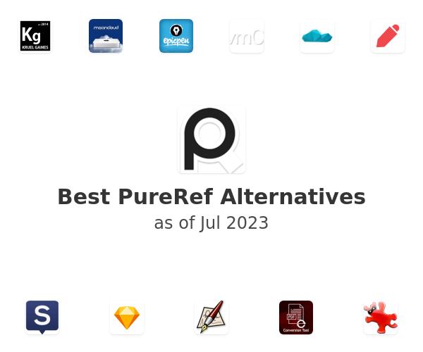 Best PureRef Alternatives