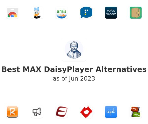 Best MAX DaisyPlayer Alternatives