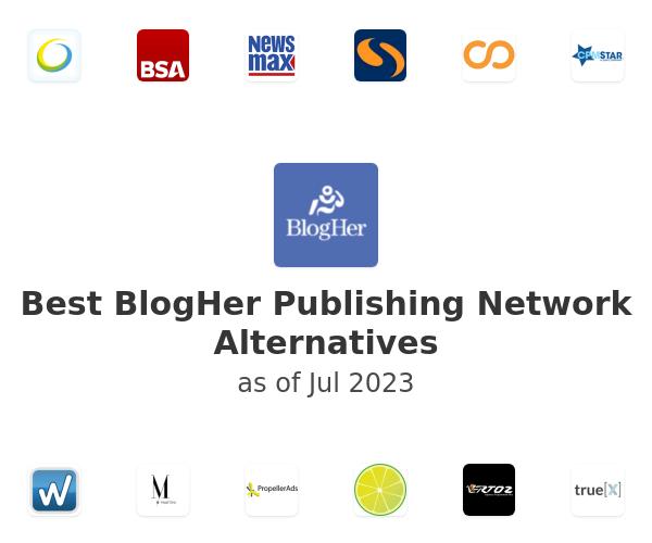 Best BlogHer Publishing Network Alternatives