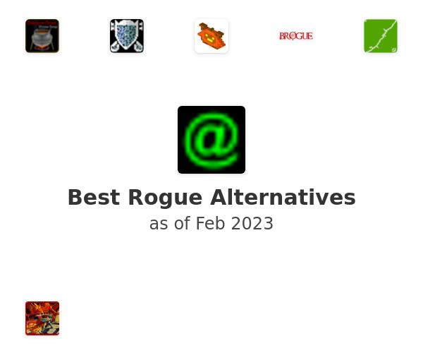 Best Rogue Alternatives