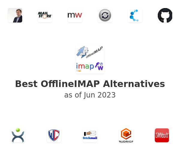 Best OfflineIMAP Alternatives